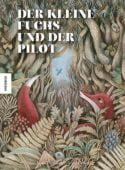 Der kleine Fuchs und der Pilot, Tortolini, Luca, Knesebeck Verlag, EAN/ISBN-13: 9783957280596