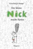 Der kleine Nick macht Ferien, Goscinny, René/Sempé, Jean-Jacques, Diogenes Verlag AG, EAN/ISBN-13: 9783257011746