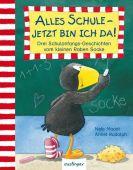 Der kleine Rabe Socke: Alles Schule - jetzt bin ich da!, Moost, Nele, EAN/ISBN-13: 9783480232864