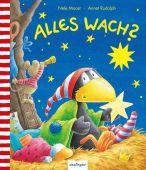 Der kleine Rabe Socke: Alles wach?, Moost, Nele, Esslinger Verlag J. F. Schreiber, EAN/ISBN-13: 9783480234653