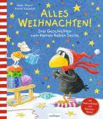 Der kleine Rabe Socke: Alles Weihnachten!, Moost, Nele, Esslinger Verlag J. F. Schreiber, EAN/ISBN-13: 9783480233861