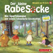 Der kleine Rabe Socke - Die Sportskanone und andere rabenstarke Geschichten, Silberfisch, EAN/ISBN-13: 9783867427524