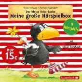 Der kleine Rabe Socke - Meine große Hörspielbox, Moost, Nele/Rudolph, Annet, Silberfisch, EAN/ISBN-13: 9783745601244