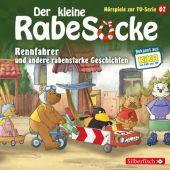 Der kleine Rabe Socke - Rennfahrer und andere rabenstarke Geschichten, Silberfisch, EAN/ISBN-13: 9783867427548