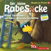 Der kleine Rabe Socke - Ritter Sockenherz und andere rabenstarke Geschichten, Silberfisch, EAN/ISBN-13: 9783867427500