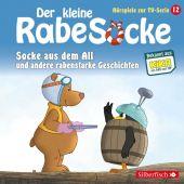 Der kleine Rabe Socke - Socke aus dem All und andere rabenstarke Geschichten, Silberfisch, EAN/ISBN-13: 9783867427593