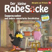 Der kleine Rabe Socke - Suppenzauber und andere rabenstarke Geschichten, Silberfisch, EAN/ISBN-13: 9783867427531