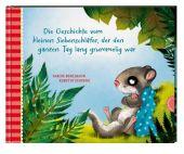 Der kleine Siebenschläfer: Die Geschichte vom kleinen Siebenschläfer, der den ganzen Tag lang grummelig war, EAN/ISBN-13: 9783522459099