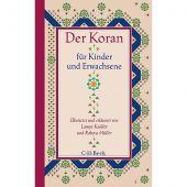 Der Koran für Kinder und Erwachsene, Kaddor, Lamya/Müller, Rabeya, Verlag C. H. BECK oHG, EAN/ISBN-13: 9783406742323