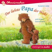 Der liebste Papa der Welt!, Lütje, Susanne, Oetinger audio, EAN/ISBN-13: 9783837309577