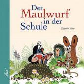 Der Maulwurf in der Schule, Miler, Zdenek, Leiv Leipziger Kinderbuchverlag GmbH, EAN/ISBN-13: 9783896032591