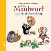 Der Maulwurf und das Osterfest, Lemanova, Manika, Leiv Leipziger Kinderbuchverlag GmbH, EAN/ISBN-13: 9783896034984