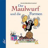 Der Maulwurf und die Formen, KratochvÍl, Milos, Leiv Leipziger Kinderbuchverlag GmbH, EAN/ISBN-13: 9783896034281