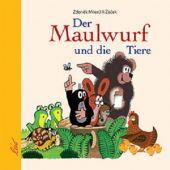 Der Maulwurf und die Tiere, Zácek, Jirí, Leiv Leipziger Kinderbuchverlag GmbH, EAN/ISBN-13: 9783896033178