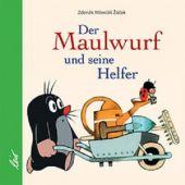 Der Maulwurf und seine Helfer, Zácek, Jirí, Leiv Leipziger Kinderbuchverlag GmbH, EAN/ISBN-13: 9783896033291