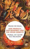 Der Mensch, der Bonobo und die Zehn Gebote, Waal, Frans de, Klett-Cotta, EAN/ISBN-13: 9783608980455