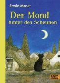 Der Mond hinter den Scheunen, Moser, Erwin, Beltz, Julius Verlag, EAN/ISBN-13: 9783407823250