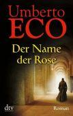 Der Name der Rose, Eco, Umberto, dtv Verlagsgesellschaft mbH & Co. KG, EAN/ISBN-13: 9783423210799