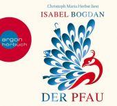 Der Pfau, Bogdan, Isabel, Argon Verlag GmbH, EAN/ISBN-13: 9783839814581