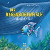 Der Regenbogenfisch stiftet Frieden, Pfister, Marcus, Nord-Süd-Verlag, EAN/ISBN-13: 9783314103995