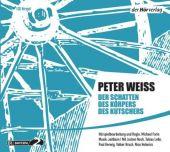 Der Schatten des Körpers des Kutschers, Weiss, Peter, Der Hörverlag, EAN/ISBN-13: 9783867175890