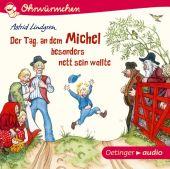 Der Tag, an dem Michel besonders nett sein wollte, Lindgren, Astrid, Oetinger audio, EAN/ISBN-13: 9783837308501
