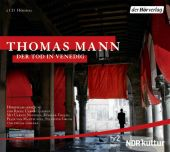 Der Tod in Venedig, Mann, Thomas, Der Hörverlag, EAN/ISBN-13: 9783867172608