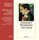 Der Trick, Bergmann, Emanuel, Diogenes Verlag AG, EAN/ISBN-13: 9783257803686