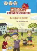 Der verrückte Erfinderschuppen, Hach, Lena, Mixtvision Mediengesellschaft mbH., EAN/ISBN-13: 9783958541122