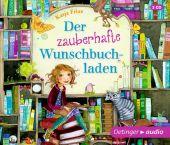 Der zauberhafte Wunschbuchladen 1, Frixe, Katja, Oetinger audio, EAN/ISBN-13: 9783837309928