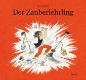 Der Zauberlehrling, Muller, Gerda, Moritz Verlag, EAN/ISBN-13: 9783895653780