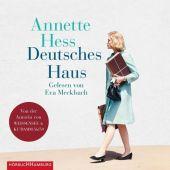 Deutsches Haus, Hess, Annette, Hörbuch Hamburg, EAN/ISBN-13: 9783957131386