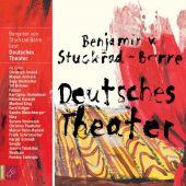 Deutsches Theater, Stuckrad-Barre, Benjamin von, Roof-Music Schallplatten und, EAN/ISBN-13: 9783864843501