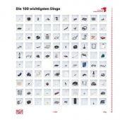 Die 100 wichtigsten Dinge, Hatje Cantz Verlag GmbH & Co. KG, EAN/ISBN-13: 9783775741149