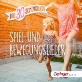 Die 30 schönsten Spiel- und Bewegungslieder, Oetinger Media GmbH, EAN/ISBN-13: 4260173788532