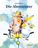 Die Abenteurer, Heine, Helme, Diogenes Verlag AG, EAN/ISBN-13: 9783257012293