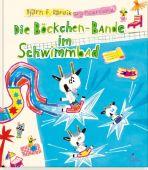 Die Böckchen-Bande im Schwimmbad, Rørvik, Bjørn F, Klett Kinderbuch Verlag GmbH, EAN/ISBN-13: 9783954701759