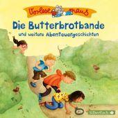 Die Butterbrotbande und weitere Abenteuergeschichten, Auer, Margit, Silberfisch, EAN/ISBN-13: 9783867421904