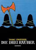 Die drei Räuber, Ungerer, Tomi, Diogenes Verlag AG, EAN/ISBN-13: 9783257005028