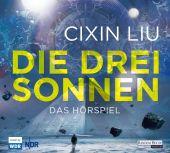 Die drei Sonnen, Liu, Cixin, Random House Audio, EAN/ISBN-13: 9783837141733
