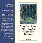 Die dunkle Seite des Mondes, Suter, Martin, Diogenes Verlag AG, EAN/ISBN-13: 9783257803167