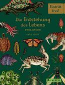 Die Entstehung des Lebens. Evolution, Munro, Fiona/Symons, Ruth, Prestel Verlag, EAN/ISBN-13: 9783791373089