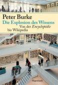 Die Explosion des Wissens, Burke, Peter, Wagenbach, Klaus Verlag, EAN/ISBN-13: 9783803136510