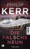 Die falsche Neun, Kerr, Philip, Tropen Verlag, EAN/ISBN-13: 9783608504095