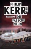 Die falsche Neun, Kerr, Philip, Tropen Verlag, EAN/ISBN-13: 9783608502190