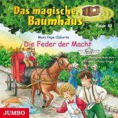Die Feder der Macht, Osborne, Mary Pope, Jumbo Neue Medien & Verlag GmbH, EAN/ISBN-13: 9783833730856