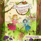 Die Feenschule - Zauber im Purpurwald, Rose, Barbara, Oetinger audio, EAN/ISBN-13: 9783837309607