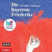 Die feuerrote Friederike, Nöstlinger, Christine, Jumbo Neue Medien & Verlag GmbH, EAN/ISBN-13: 9783833712128