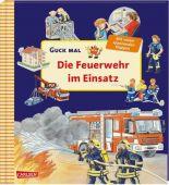 Die Feuerwehr im Einsatz, Erne, Andrea, Carlsen Verlag GmbH, EAN/ISBN-13: 9783551252760