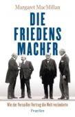 Die Friedensmacher, MacMillan, Margaret, Ullstein Buchverlage GmbH, EAN/ISBN-13: 9783549074596